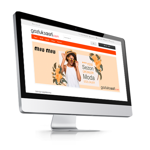 gozluksaati web sitesi
