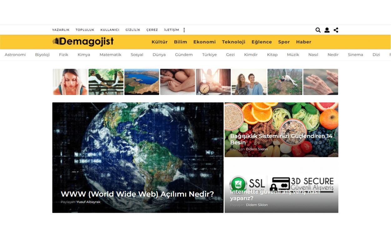 demagojist-web-sitesi