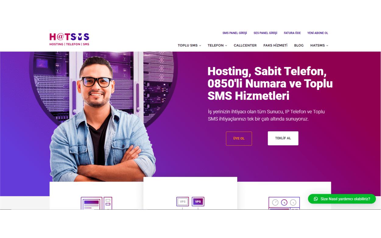 hatsms-web-sitesi